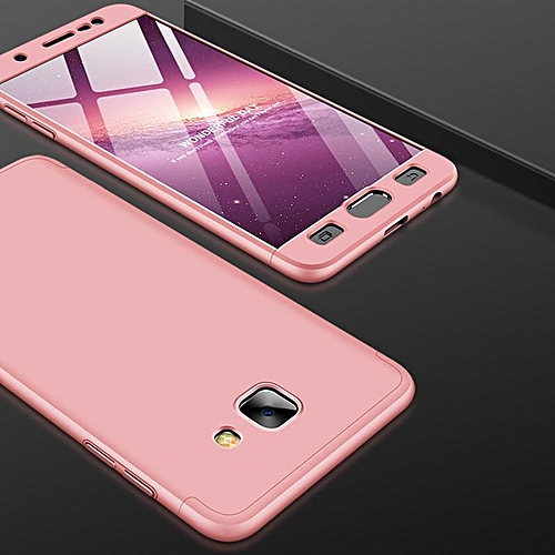 uk availability ac610 62145 For Samsung Galaxy J7 Max Case Luxury Hard PC 360 Full Cover Protection  Case For Samsung J7 Max Back Cover Coque Fundas