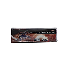 Foot Pump: 31322: Joerex