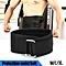 Gym Weight Lifting Belt Squat Belt Weightlifting Fitness Brace Training Support M