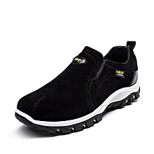 8b9bd96f9ff0 New men  039 s shoes suede shoes outdoor hiking running ...