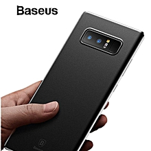 Baseus Phone Case For Samsung Galaxy Note 8 Capinhas Luxury Ultra Thin Slim Matte Back Cover Case For Galaxy Note8 Coque Fundas (black) FCJMALL