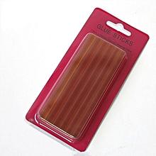 Amber - Keratin Glue Sticks- For Bonding/Fusion hot glue melt gun
