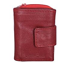 Maroon Ladies Wallet