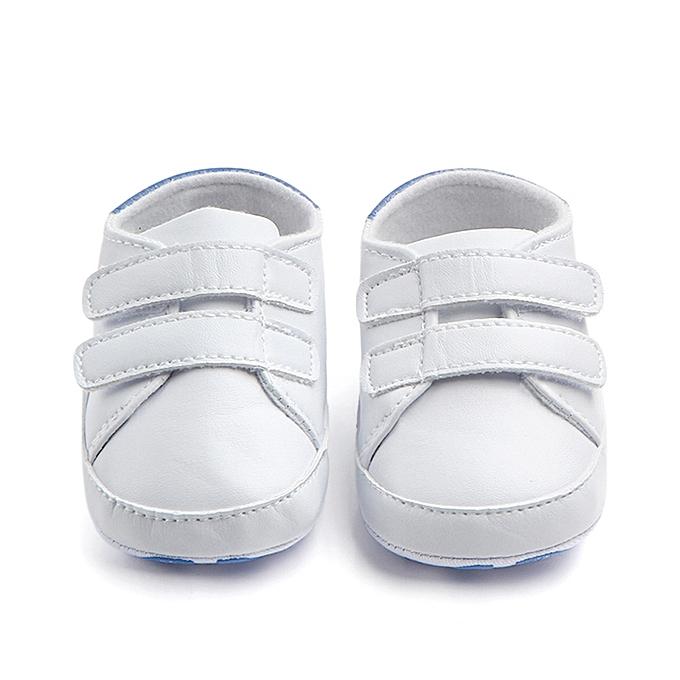df5c2e410 Neworldline Infant Toddler Baby Boy Girl Soft Sole Crib Shoes ...