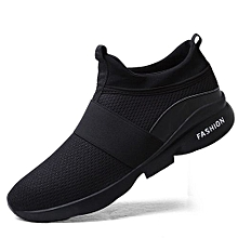 Men Running Shoes Sport Big Size Shoes Sneakers Men's Breathable Casual Athletic Trainers