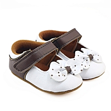 308efa794ab47 Toddler Newborn Baby Boys Girls Cartoon Crib Winter Boots Prewalker Warm  Shoes-As Shown