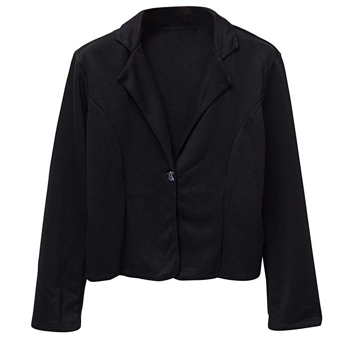 Blazers Jumia: Buy Fashion Women Stylish Lapel Blazer
