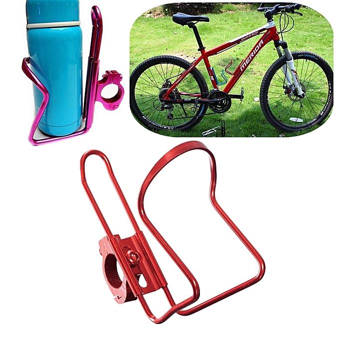 Buy Generic Aluminum Cycling Bike Bicycle Water Drink Bottle Mount ...