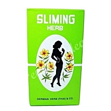 German Slimming Herb Fit Slimming Fast Slim Detox Lose Weight - 50Tea Bags