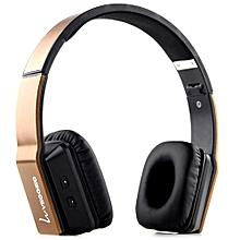 Fashion V8200 Stretch Bluetooth Hands Free Headset(WHITE)