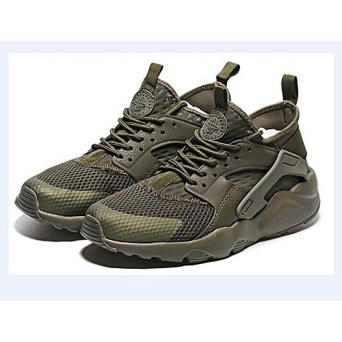 NlKE Men\u0027s Huarache Shoes Air Huarache 4 IV Running Shoes Lightweight  Huaraches Sneakers