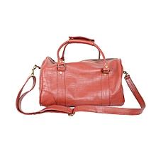 Leather handbag- loitoktok