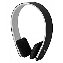 BQ-618 - Bluetooth Headset Noise Reduction 12 Hrs Talking - Black