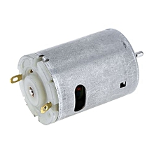 12V 1.4A 23000 RPM 545 DC Motor With 3mm Shaft Diameter And High Torque Gear Box For Remote-controlled Car