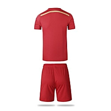 Spain National Team Jersey And Shorts For Men (White)
