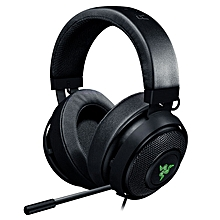 V2 7.1 Gaming Headset with Digital Microphone - Black