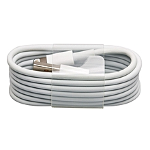 Iphone 6 USB Cable -White