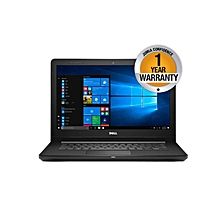 "Inspiron 3467- 14"" - 6th Gen. Intel Core i3 - 1TB HDD - 4GB RAM - Ubuntu Linux - Black"
