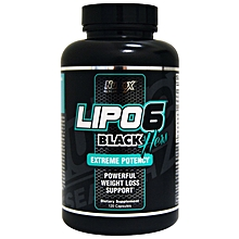 Lipo-6 Black Supplement – 120 Caps