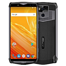 Ulefone Power 5, 6GB+64GB, Dual Back Cameras + Dual Front Cameras, 13000mAh Battery, Face & Fingerprint Identification, 6.0 inch Android 8.1 MTK6763 Octa Core 64-bit up to 2.0GHz, Network: 4G, Wireless Charge, OTG, VoLTE(Black)
