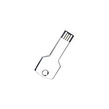 8G USB 2.0 Metal Key Shape Flash Memory Drive U-Disk