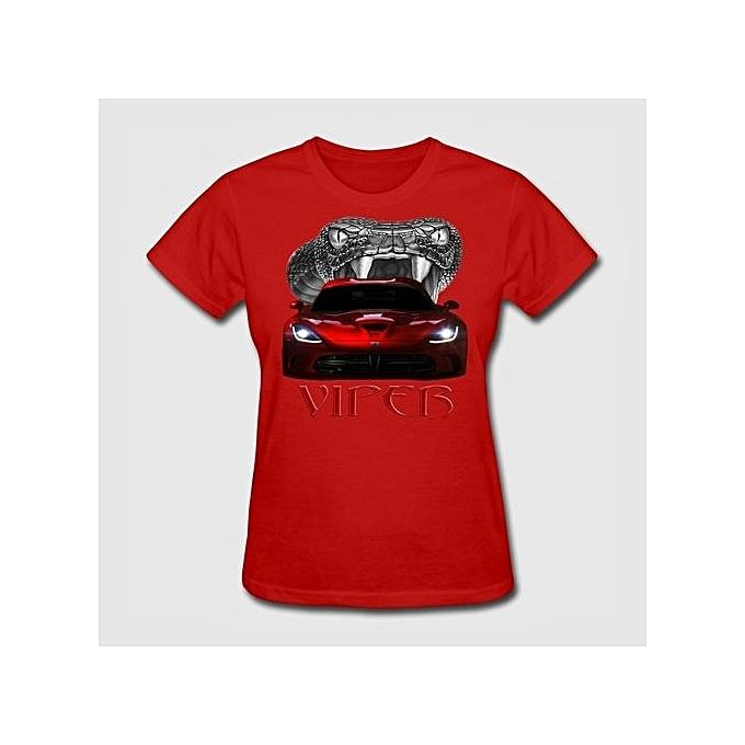 Generic Kenya Dodge Women's Viper T ShirtBest PriceJumia Fashion KJTlF1c