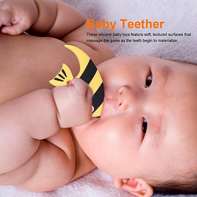 ... Free BPA Silicone Fish Baby Teething Toys Miter Bits Beads Chewing Gum  For Baby ... 1ae792d95a