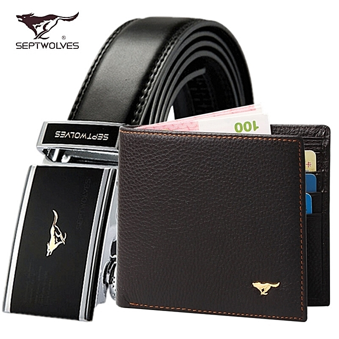 Style A Belt Wallet SetBirthday Gift Boys Practical Send Boyfriend To Father