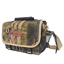 TRUE ADVENTURE Outdoor Tactical Shoulder Messenger Bag Oblique Span Military Camouflage Molle Pouch