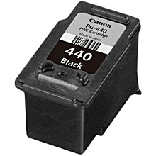 PG-440 Black Ink Cartridge..