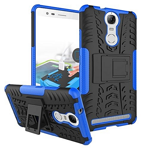 For Lenovo [K5 Note] Case, Hard PC+Soft TPU Shockproof Tough Dual Layer  Cover Shell For 5 5