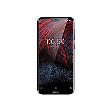 6.1 Plus 5.8-Inch (4GB, 64GB ROM), 12MP + 16MP, Dual Sim, 4G Smartphone