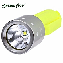 Camping & Hiking Flashlight 3500Lm CREE XM-L T6 LED Underwater 130M Scuba Diving 18650 Flashlight Torch LamP
