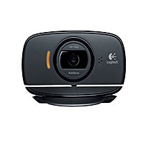 HD Webcam C525 - Black