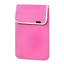 Bluelans Waterproof Laptop Sleeve Case Carry Bag Cover For 13.3 Notebook Rose-Red