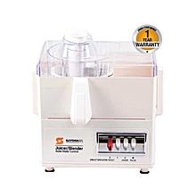 SB-3555 Blender & Juicer - White