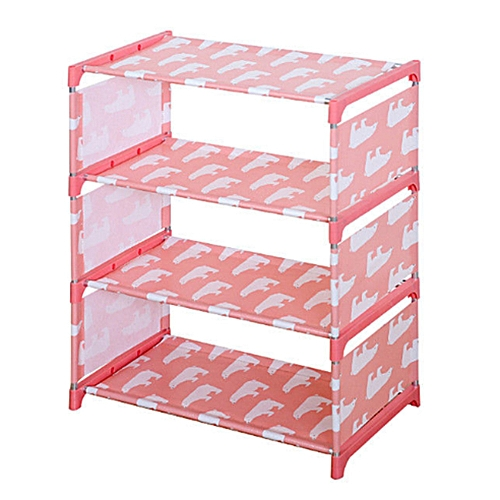 Buy Generic Organizer Stand Shelf Storage Cabinet Creative Three ...