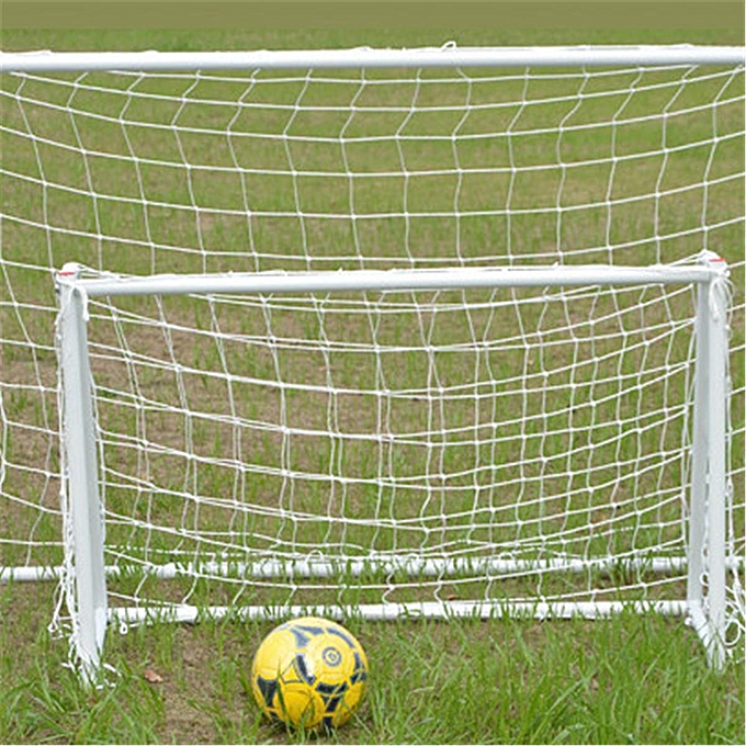355ed403ed1 ... Football Soccer Goal Post Net Training Match Replace Outdoor Full Size  Adult Kid ...