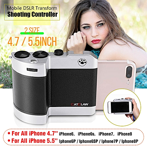 aaece16fafc7b4 Generic CATCLAW Mobile DSLR Transform Shooting Controller for 4.7'' iPhone  6 /6S /7 /8