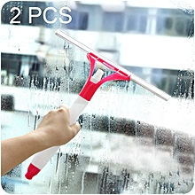 2 PCS Home Use Multi-functional Sprayer Glass Cleaners(Magenta)