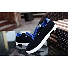 Explosion Fashion Men Canvas Men's Shoes Trend Breathable