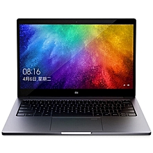 "Xiaomi Air Laptop 13.3"" 8GB RAM + 256GB SSD Windows 10 Fingerprint Recognition HDMI Type-C Camera Dual WiFi Bluetooth 4.1 - GRAY"