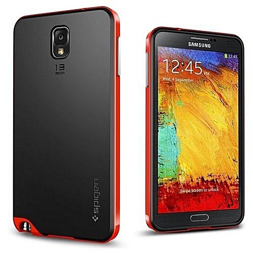 migliori scarpe da ginnastica e61ec 9e628 Note3 Cover Case For Samsung Galaxy Note 3 N9000 Cell Phone CasesFor Note3  III Back Shell(Red)