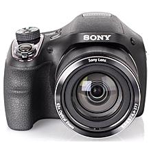DSC-H400 H Series Cyber-shot Camera  - Black