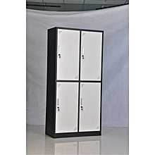 4 Doors clothes lockers wardrobe , Dimension 90*42*185cm