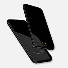 Mini Mobile Phone Touch Control Ultra Thin Cell Phone Alternate-black