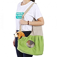 4Colors Pet Dog Puppy Cat Single Shoulder Travel Sling Carrier Canvas Carrying Bag