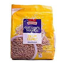 Cereal Muesli Crispy Baked Granola-750G
