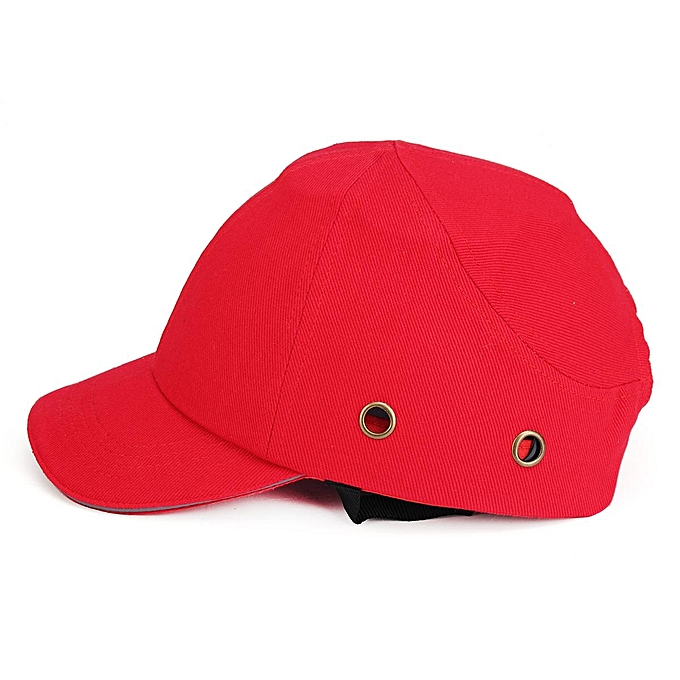 555ac7e0b02 Generic Vent Cool Protective Bump Cap Baseball Style Hard Hat Safety ...