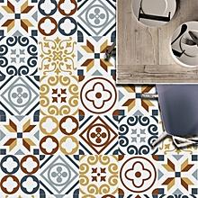 20pcs/1set Paste Waterproof and Slipproof Paste Kitchen Bathroom Diy Wall Paste Wall Sticker